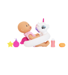 Happy Friend - Sara Doll 30 cm - Bath Time Playset (504209)