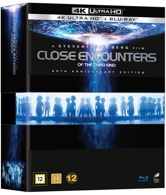 Close encounters of the 3rd kind Giftbox UHD+BD