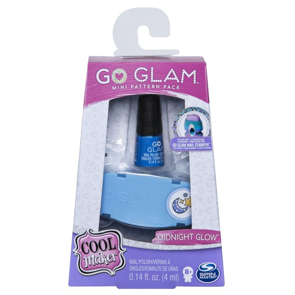 Cool Maker - Go Glam - Nail Stamper - Midnight Glow (20114959)