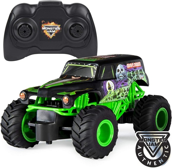 Monster Jam - Grave Digger RC Scale 1:24 (6044955)