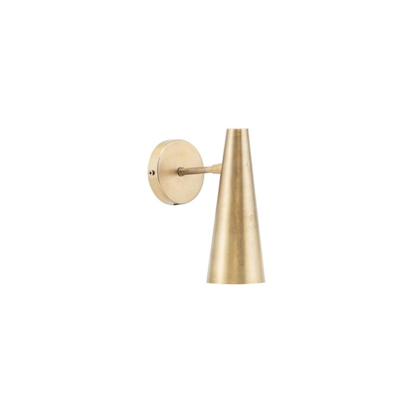 House Doctor - Precise Wall Lamp Small - Brass (Cl0301/206100301)