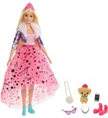 Barbie - Princess Adventure - Deluxe Prinsesse (GML76)