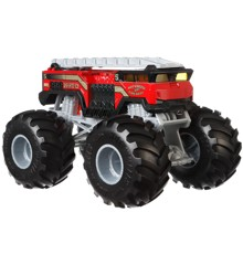 Hot Wheels - Monster Trucks 1:24 - 5 Alarm 2 Vehicle (GBV34)