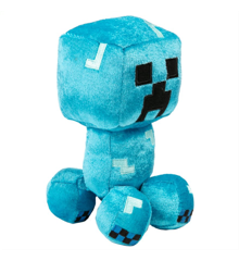 Minecraft - Plush  18 cm - Charged Creeper (806612)