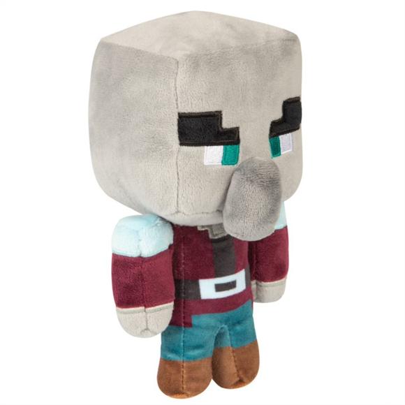 Minecraft - Plys Bamse 18 cm - Pillager