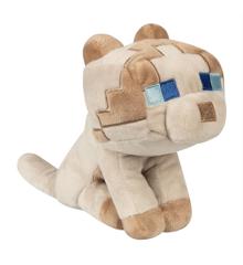 Minecraft - Plys Bamse 22 cm - Ragdoll Cat