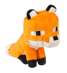 Minecraft - Plys Bamse 28 cm - Fox