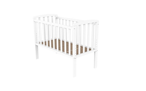 Baby Dan - Sofie By-My-Side Bed - White