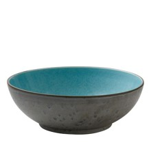Bitz - Salad Bowl Ø 30 cm - Grey/Light Blue (821383)