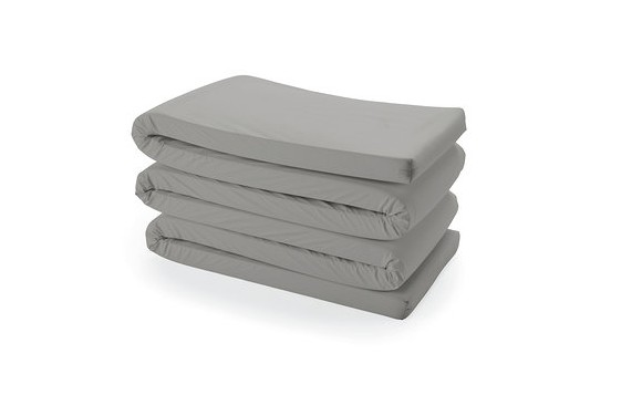Baby Dan - Cot Bumper (360) - Dusty Grey