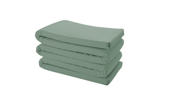 Baby Dan - Cot Bumper (360) - Dusty Green