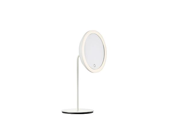 Zone – Bordspejl – Hvid