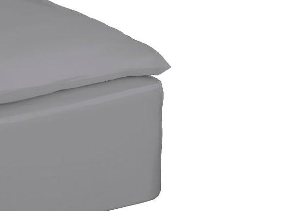 Södahl - Kuvertlagen 90 x 200 x 8 cm - Grå