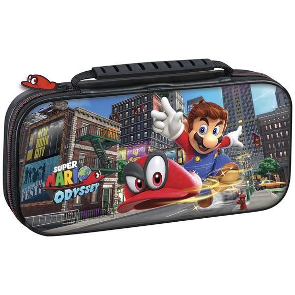 Big Ben Nintendo Switch Official Travel Case Mario Odyssey