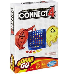 Hasbro Gaming - Connect 4 Grab and Go (B1000)