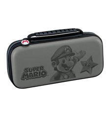 Big Ben Nintendo Switch Official Travel Case Grey Mario
