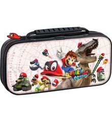 Big Ben Nintendo Switch Official Travel Case White Mario Kart