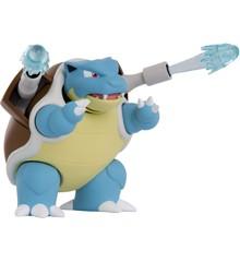 Pokemon - Battle Feature Figur - Blastoise (11 cm) (97666)