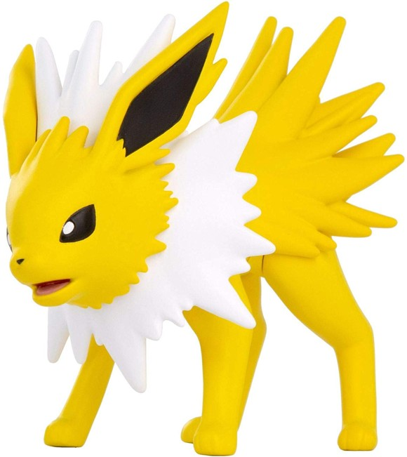 Pokemon - Battle Figur - Jolteon (8 cm) (95034)