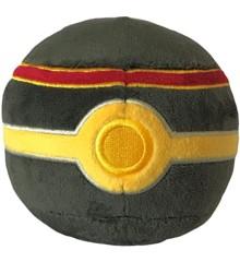 Pokemon - Pokeball Plush - Luxury Ball (10 cm) (96330)