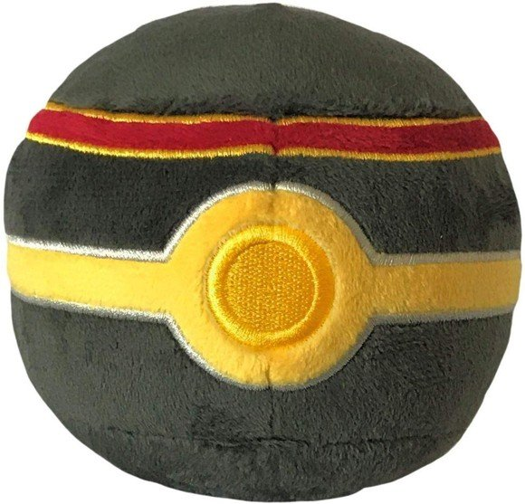 Pokemon - Pokeball Plush - Luxury Ball (10 cm) (96330)
