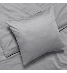 Juna - Cube Bedding 140 x 220 cm - Grey (636122)