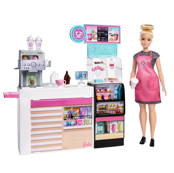 Barbie - Coffee Shop (GMW03)