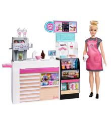 Barbie - Kaffebar (GMW03)