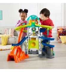 Fisher-Price - Little People - Launch & Loop Racerbane