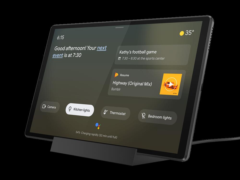 Lenovo - M10 Smart Tab  TB-X606X ( Google Software )