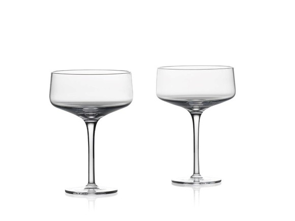 Zone - Rocks Coupe/Cocktail Glass - 2 pcs (10600)