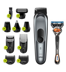Braun - MGK7221 10-in-1 Trimmer