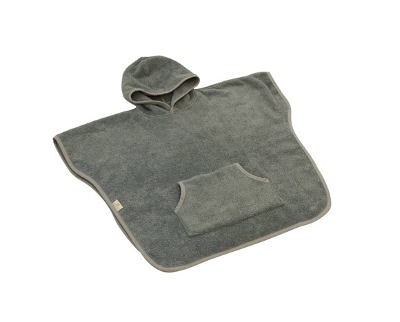 Baby Dan - Poncho (1-2y) - Dusty Grey