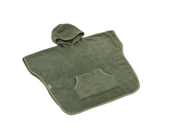Baby Dan - Poncho (1-2y)  - Dusty Green