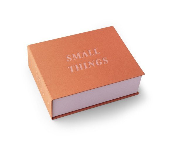 Small things box - Rusty pink (PW00437)