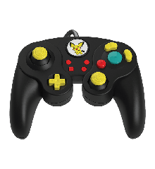 Nintendo Switch Controller Fight Pad Pro Pikachu