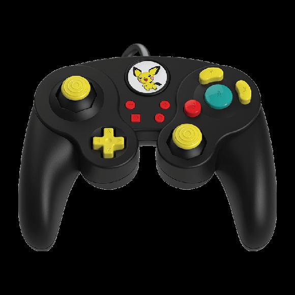 Nintendo Switch Controller Fight Pad Pro Pikachu