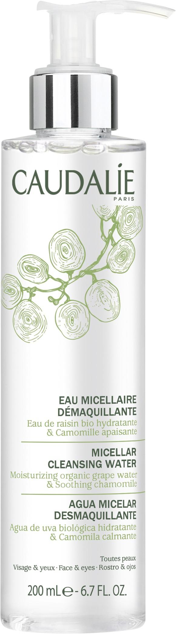 Caudalie - Micellar Cleansing Water 200 ml