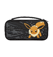 Nintendo Switch Travel Case - Eevee Greyscale
