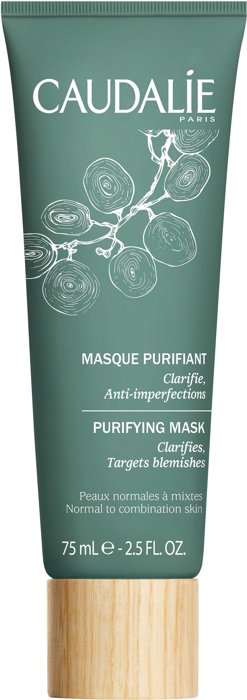 Caudalie - Purifying Mask 75 ml