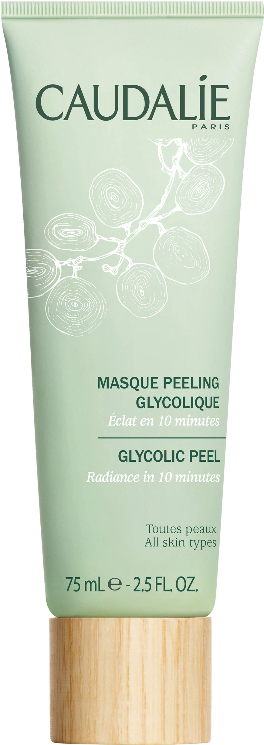 Caudalie - Glycolic Peel Mask 75 ml