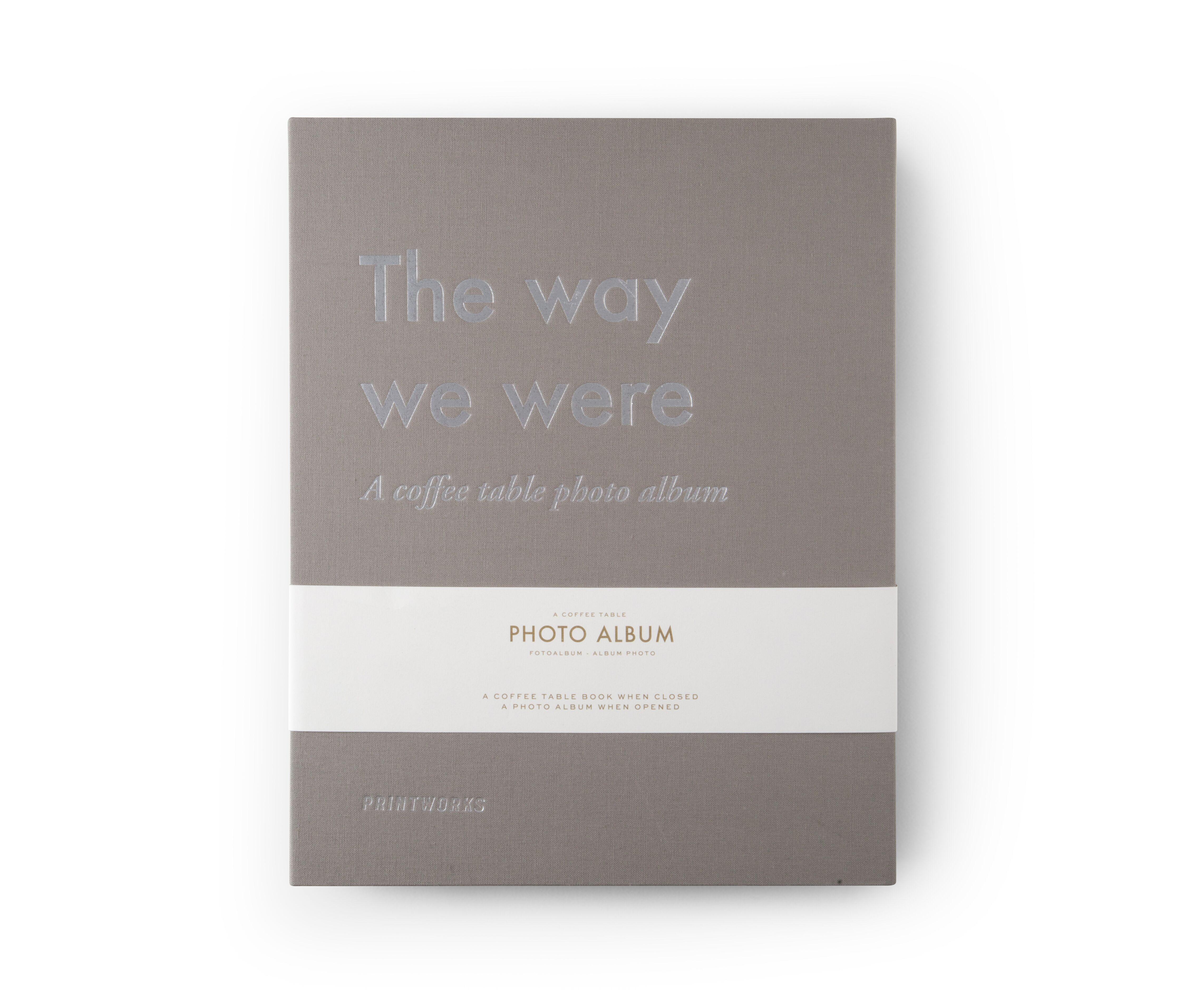 Photo Album - The Way We Were (PW00150)
