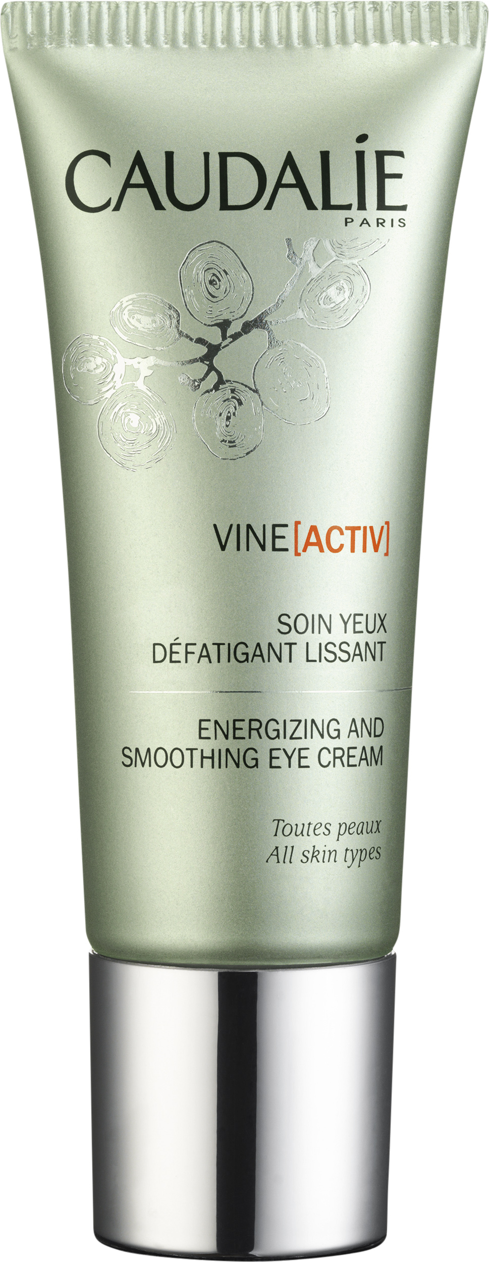 Caudalie - VineActiv Energizing and Smoothing Eye Cream 15 ml