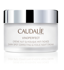 Caudalie - Vinoperfect Dark Spot Correcting Glycolic Night Cream Nat Creme 50 ml