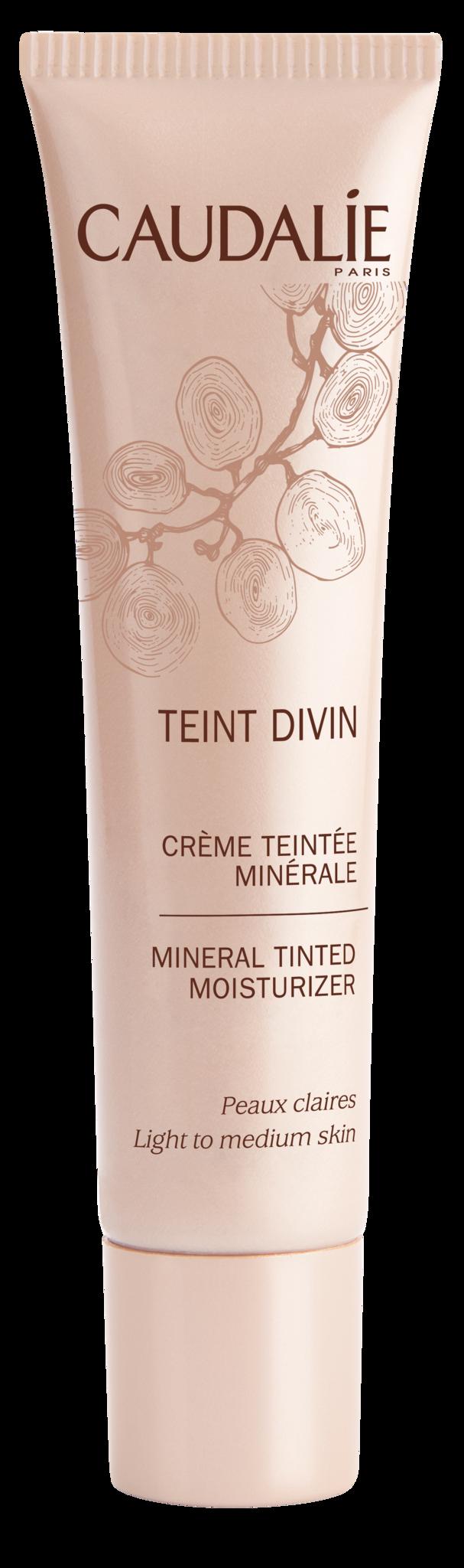 Caudalie - Teint Divin Mineral Tinted Moisturizer 30 ml - Light/Medium