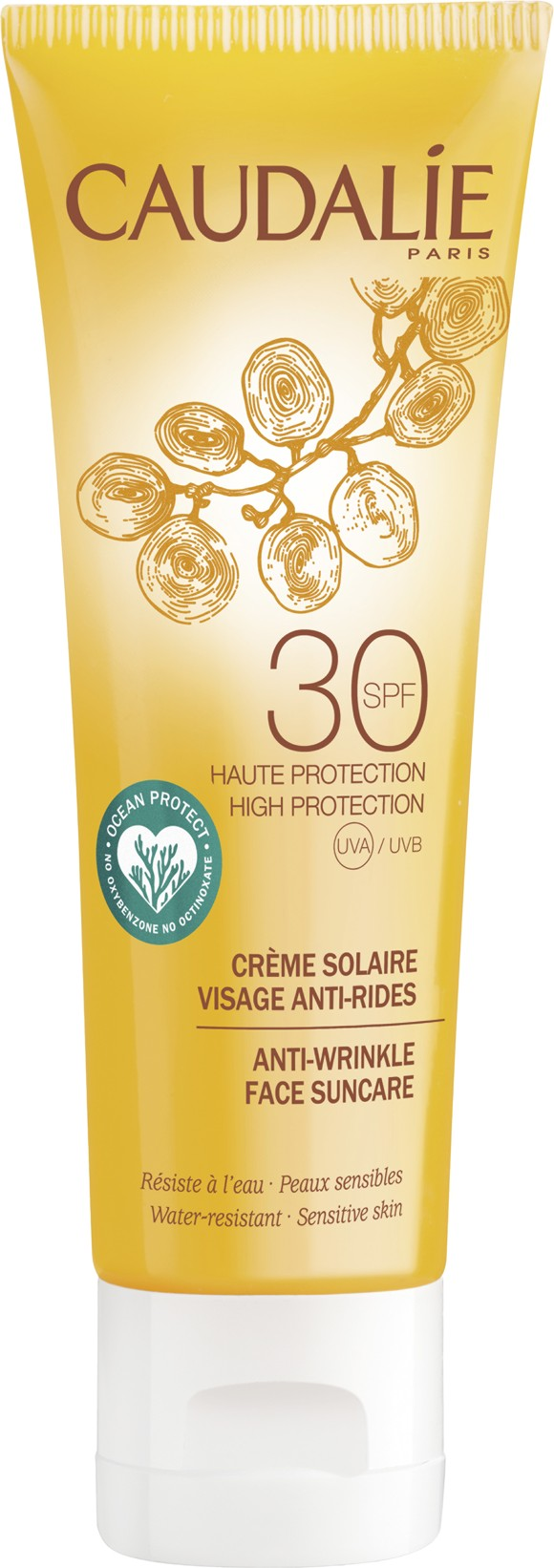 Caudalie - Anti-wrinkle Face Suncare SPF 30 50 ml