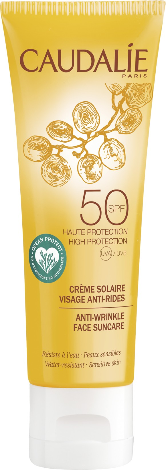 Caudalie - Anti-wrinkle Face Suncare SPF 50 50 ml