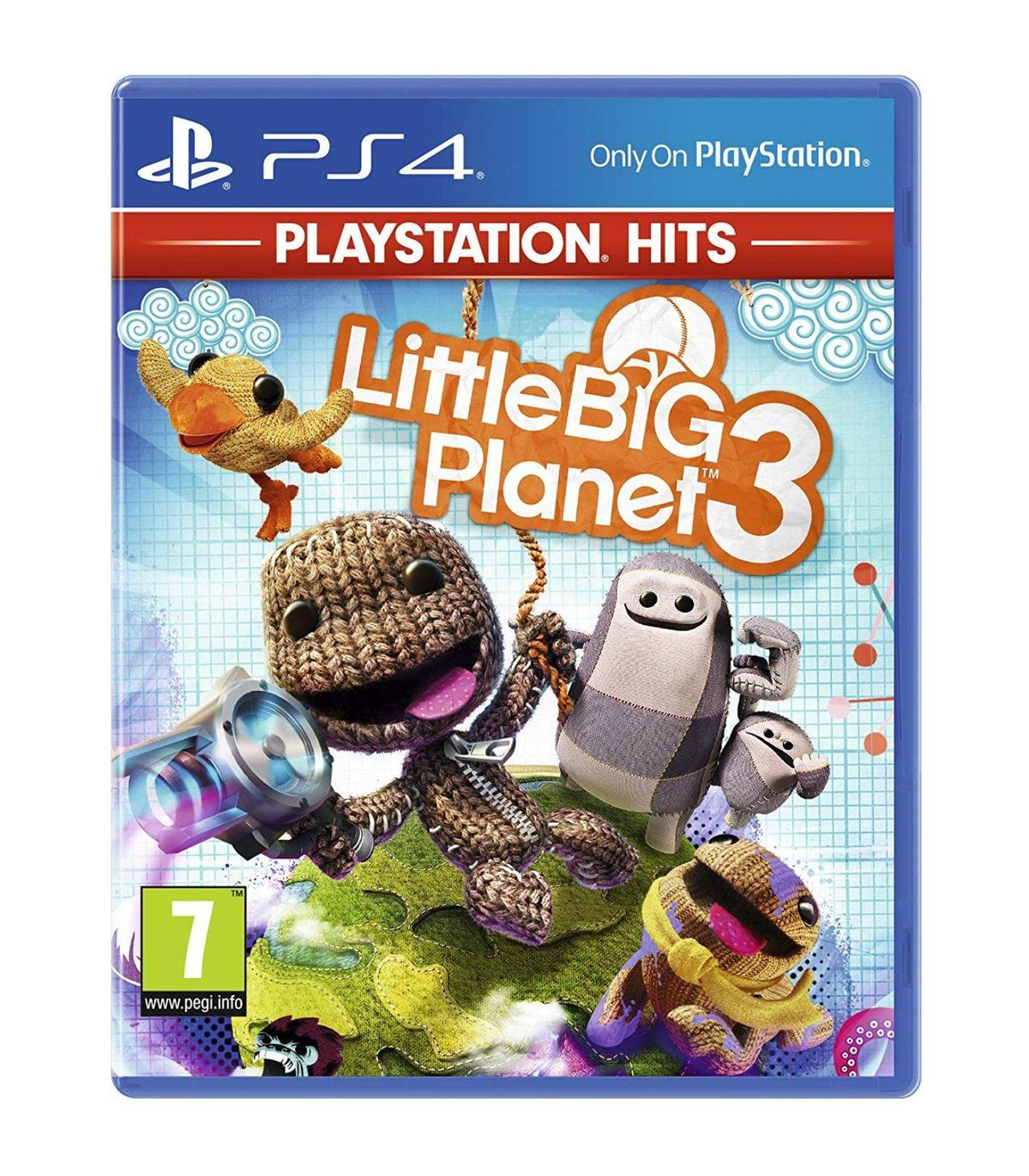 LittleBig Planet 3 (Playstation Hits) (Nordic)