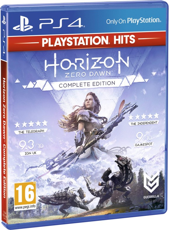 Horizon: Zero Dawn – Complete Edition (Playstation Hits) (Nordic)