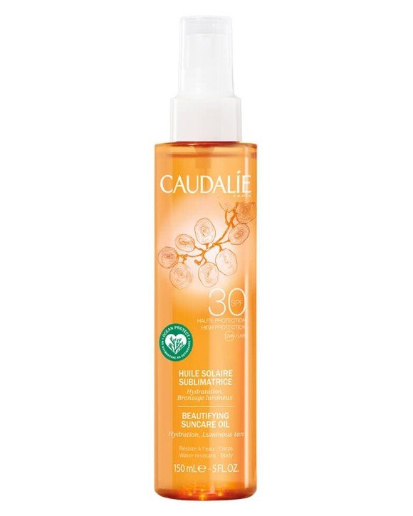 Caudalie - Beautifying Suncare Oil SPF 30 150 ml